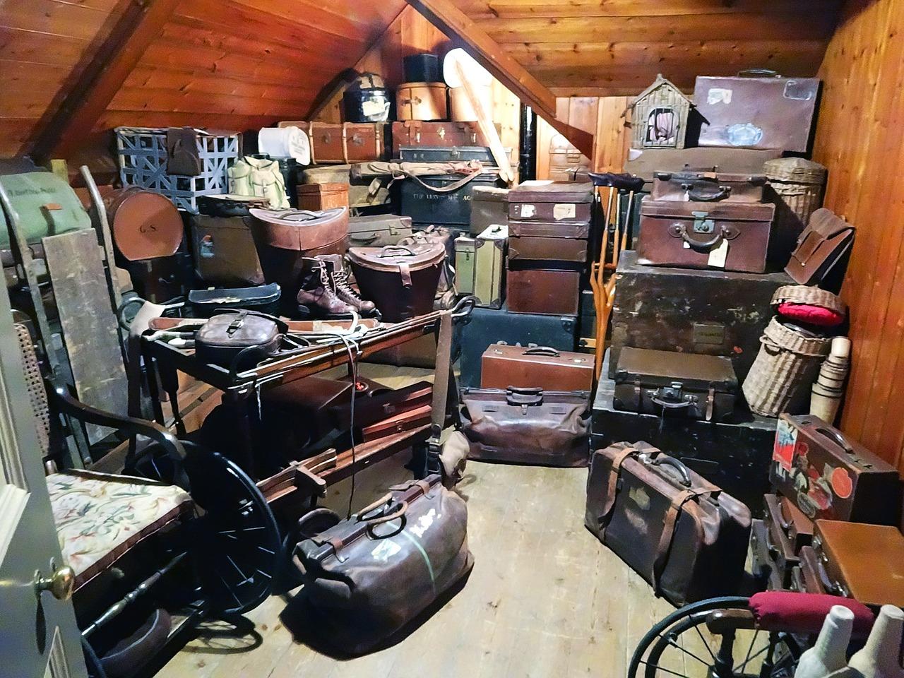 Niepotrzebne rzeczy w domu – jak sprawnie się ich pozbyć?